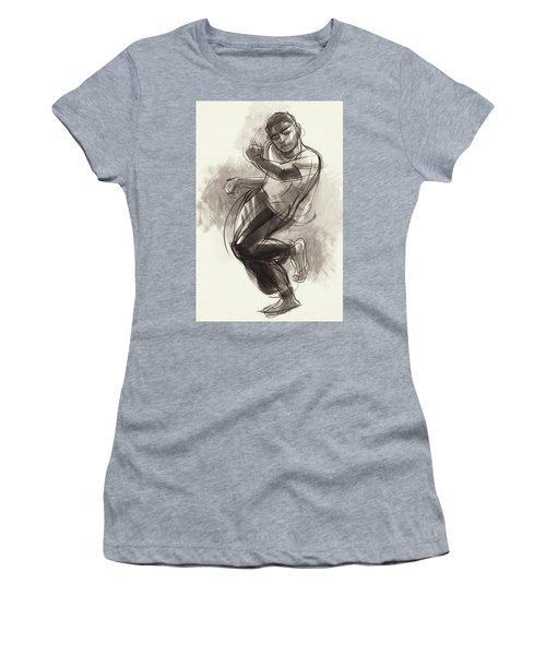 Hiphop Dancer 2 Women's T-Shirt