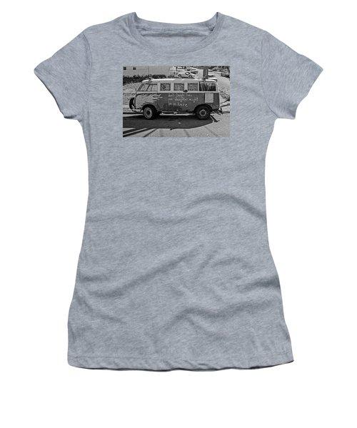 Hippie Van, San Francisco 1970's Women's T-Shirt