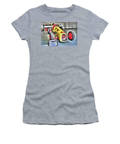 History Women's T-Shirt (Junior Cut) by Josh Williams