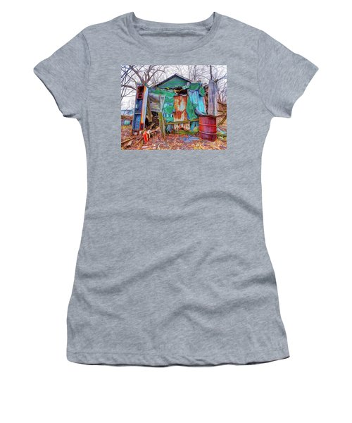 Holding On To Reality Women's T-Shirt