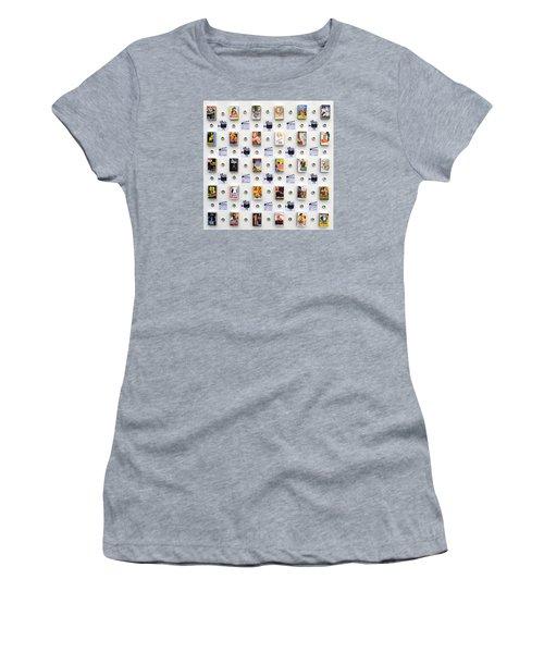 Hollywood On A Matchbox Women's T-Shirt