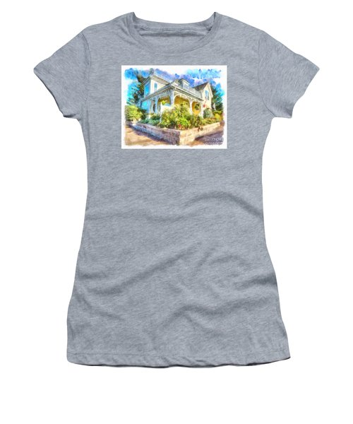 Home,sweet Home Women's T-Shirt (Athletic Fit)