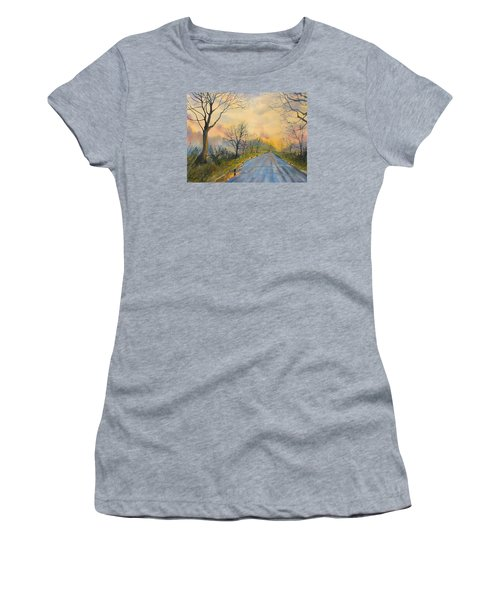 Homeward Bound For Kilham Women's T-Shirt (Athletic Fit)