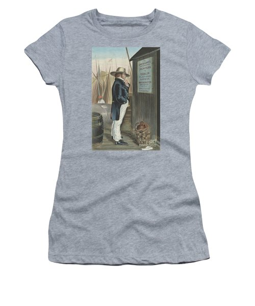 Homeward Bound  New York Women's T-Shirt