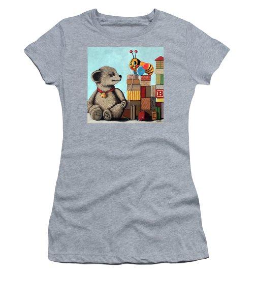 Honey Bear - Vintage Toys Women's T-Shirt
