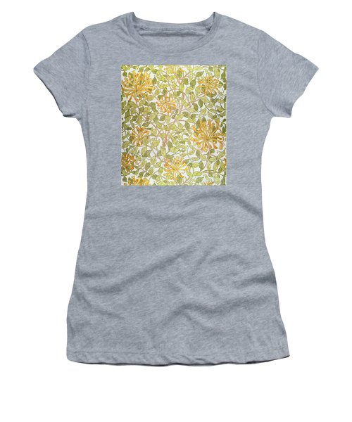 Honeysuckle Design Women's T-Shirt