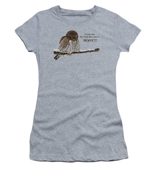 Hoot Owl Women's T-Shirt