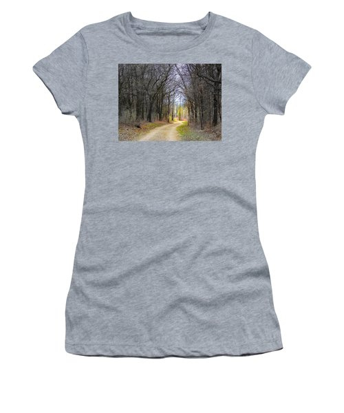 Hope In A Dark Forest Women's T-Shirt