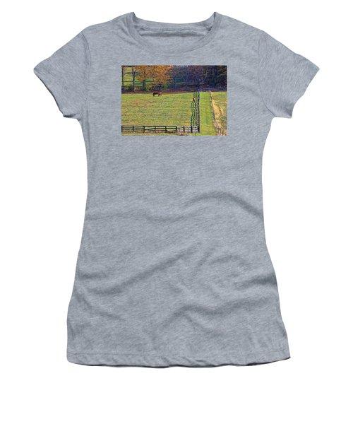 Horse Country # 2 Women's T-Shirt