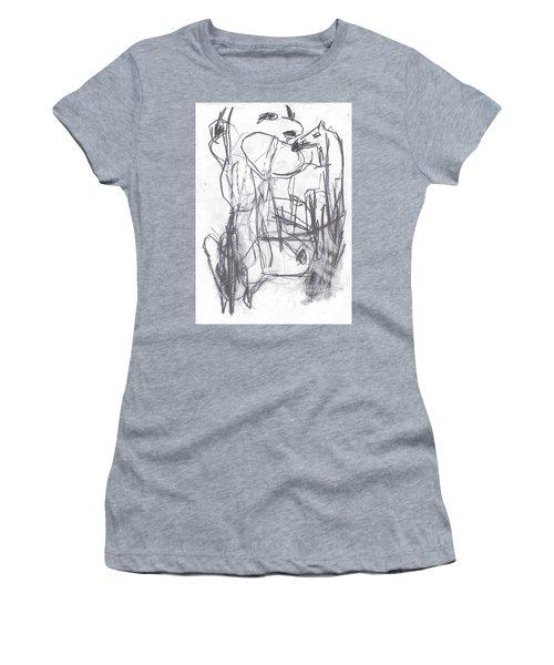 Horse Kiss Women's T-Shirt