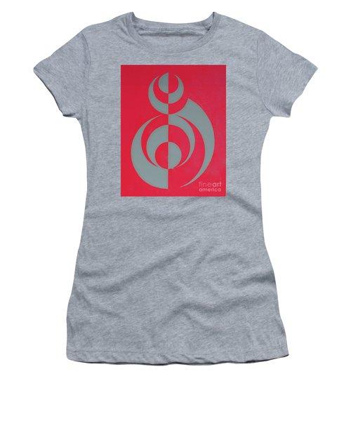 Hot Pink Dancer Women's T-Shirt
