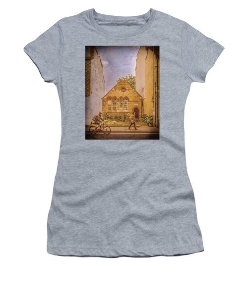 Oxford, England - House On Walton Street Women's T-Shirt