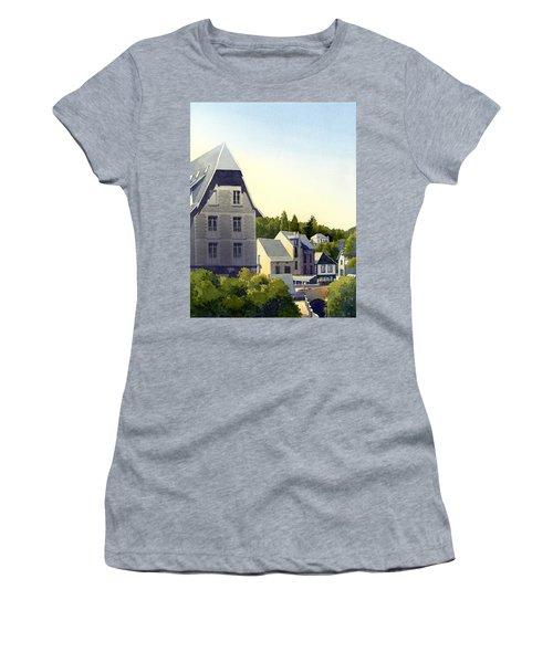 Houses At Murol Women's T-Shirt