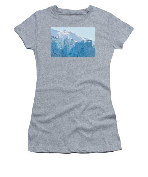 Hubbard Glacier Women's T-Shirt