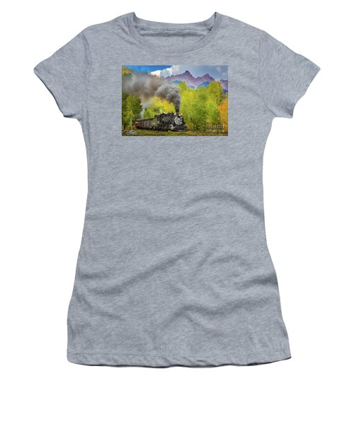 Huffing And Puffing Women's T-Shirt