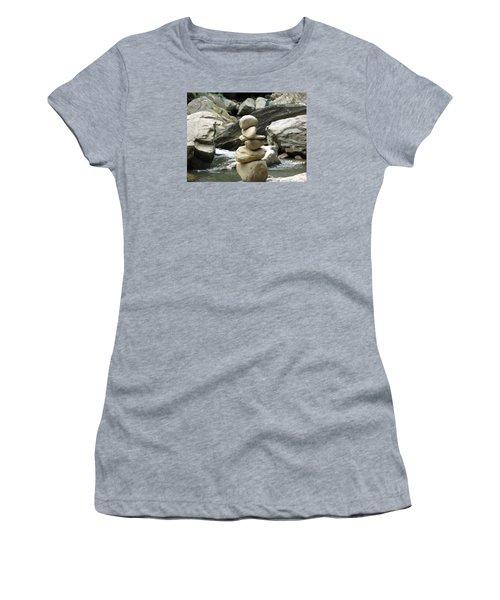 Hum Women's T-Shirt (Junior Cut) by Aaron Martens