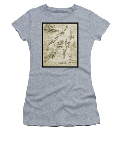 Human Arm Study Women's T-Shirt