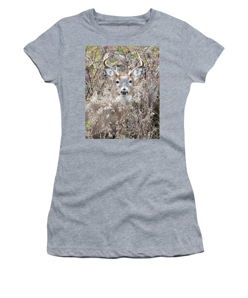 Hunters Dream Women's T-Shirt (Athletic Fit)