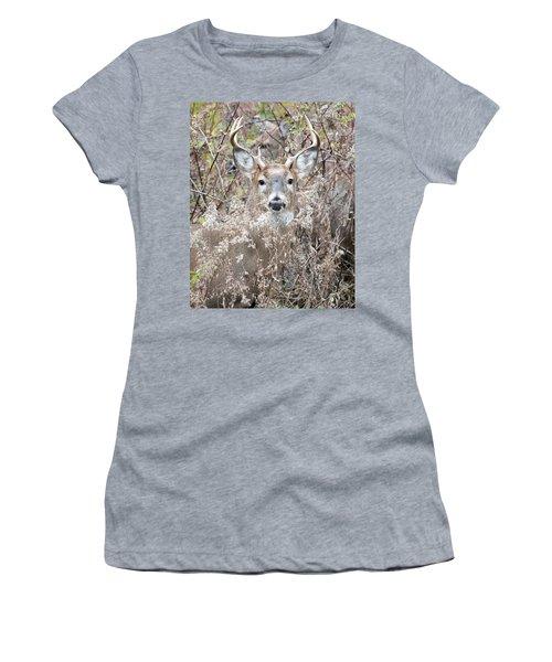 Hunters Dream Women's T-Shirt (Athletic Fit)
