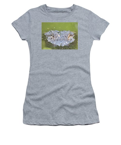 Hunters Stare Women's T-Shirt (Athletic Fit)