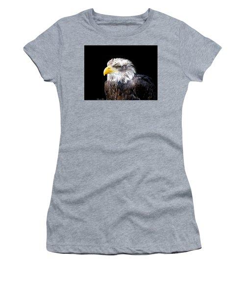 I Am The Law Women's T-Shirt (Junior Cut)