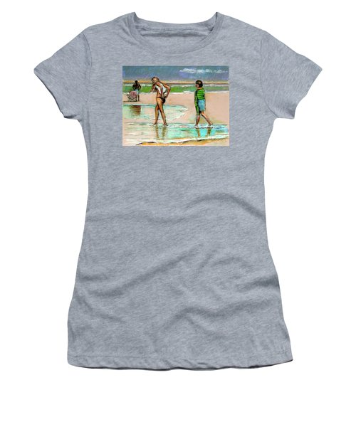 I Hope The Sun Comes Out Women's T-Shirt (Athletic Fit)