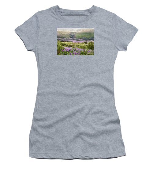 Icelandic Treasures Women's T-Shirt (Athletic Fit)