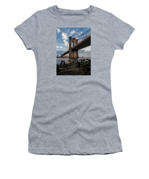 Women's T-Shirt (Junior Cut) featuring the photograph Iconic by Anthony Fields