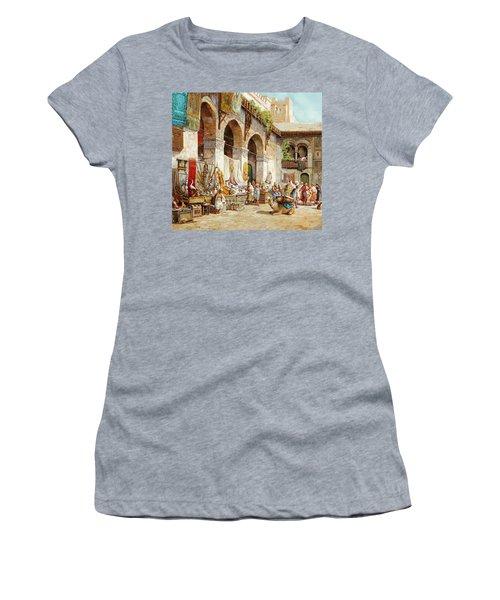 Il Mercato Arabo Women's T-Shirt (Athletic Fit)