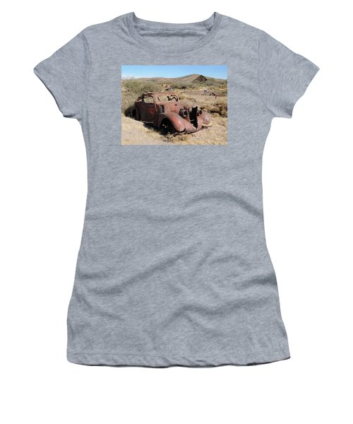 Illegally Parked Women's T-Shirt