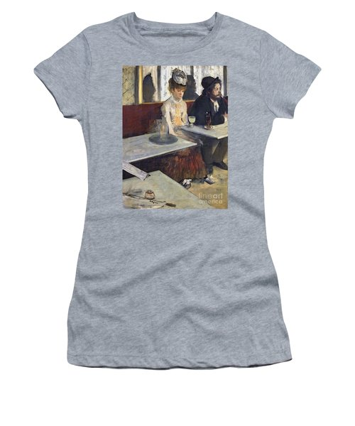In A Cafe Women's T-Shirt