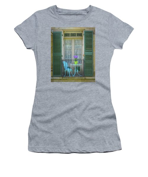 Women's T-Shirt (Athletic Fit) featuring the photograph In Angelica by Guy Whiteley