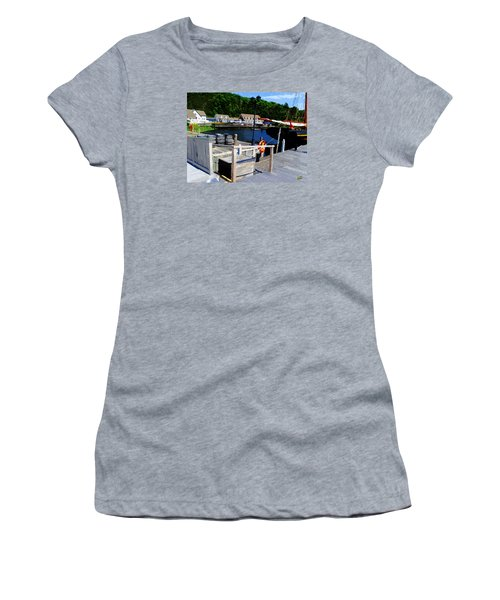 In Discovery Harbor Women's T-Shirt (Athletic Fit)