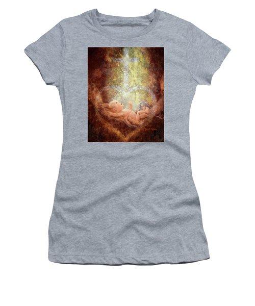 In His Hands Women's T-Shirt