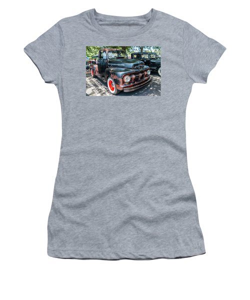 In Rust We Trust Women's T-Shirt (Athletic Fit)