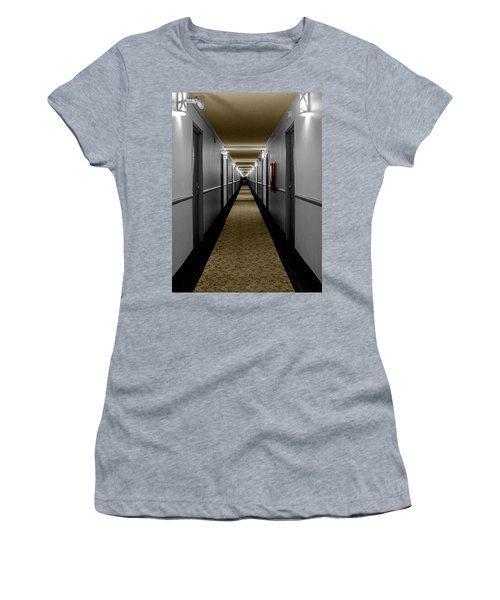 In The Long Hall Women's T-Shirt