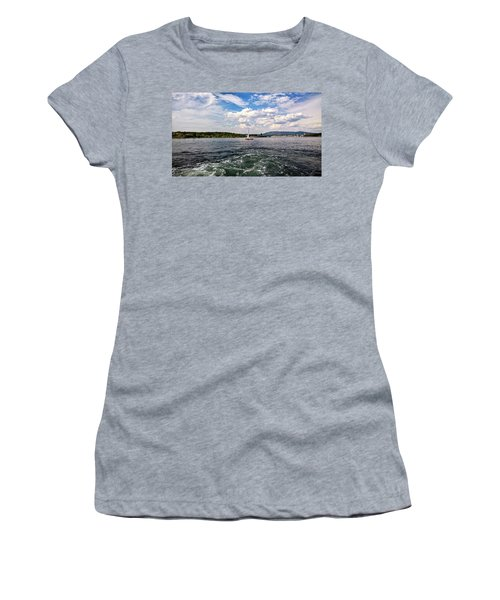 In The Oslo Fjord Women's T-Shirt