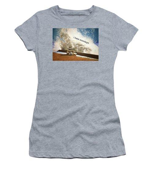 Incoming - Mondays Women's T-Shirt (Junior Cut)
