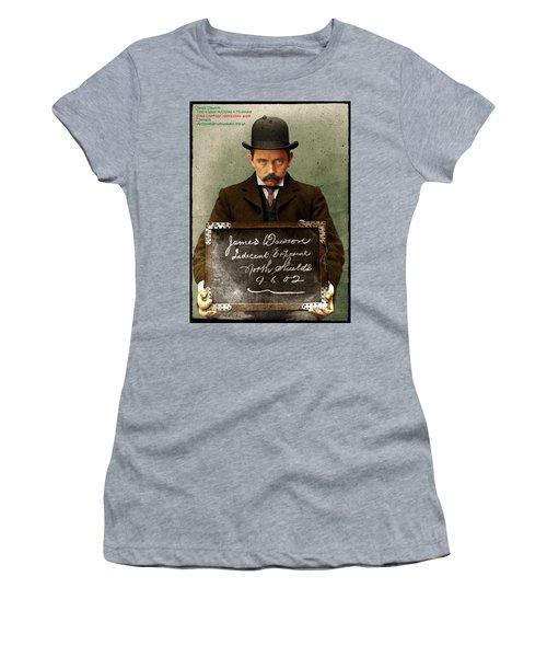 Indecent Exposure Women's T-Shirt