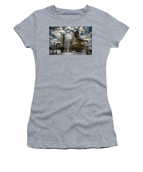 Industrial Disease Women's T-Shirt (Athletic Fit)