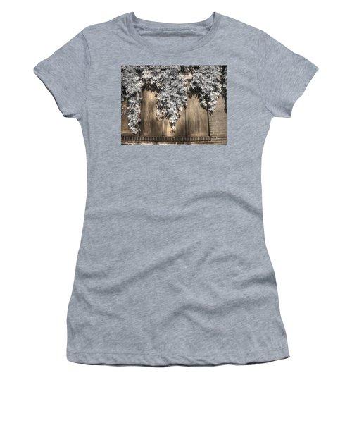 Infrared Botanical Sepia  Women's T-Shirt