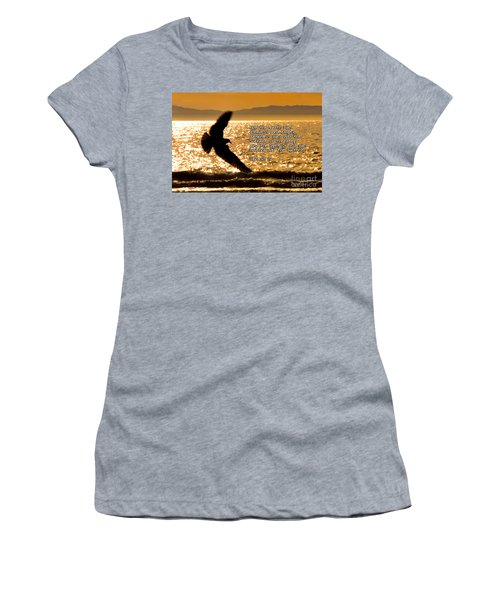 Inspirational - On The Move Women's T-Shirt