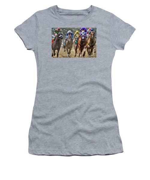 Intensity#2 Women's T-Shirt (Athletic Fit)