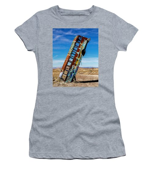 International Car Forest Of The Last Church Women's T-Shirt