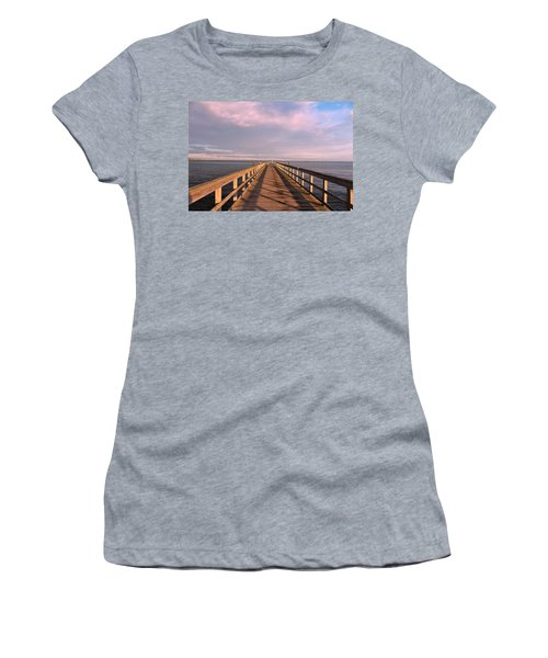 Into The Clouds Women's T-Shirt