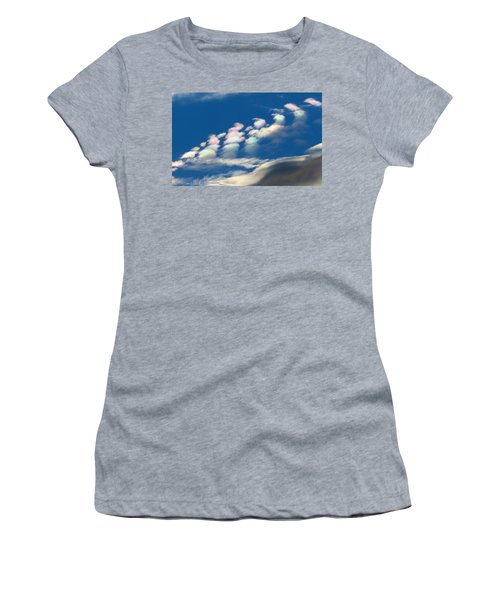 Iridescent Clouds 2 Women's T-Shirt