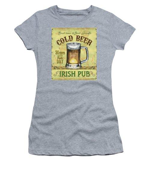Irish Pub Women's T-Shirt