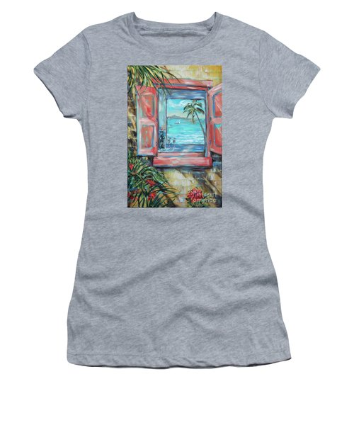 Island Bar Coral Women's T-Shirt