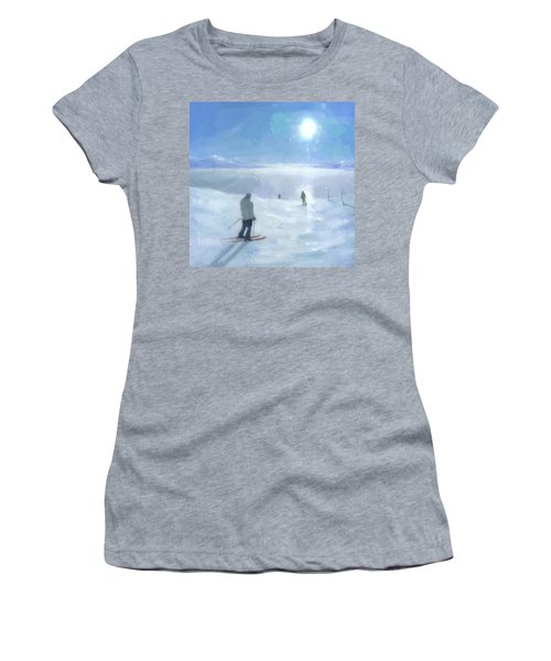 Islands In The Cloud Women's T-Shirt
