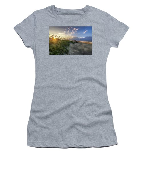 Isle Of Palms Sunstar Women's T-Shirt